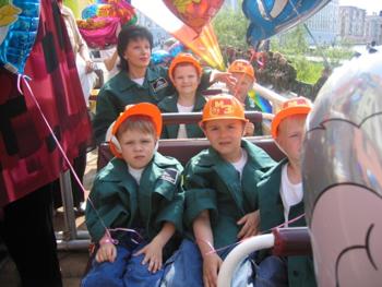 дошкольное воспитание конспект экскурсии по родному посёлку
